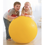 Exercise and therapy balls can help build balance and core muscle strength.