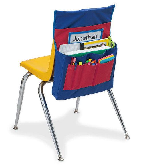 chair organizer. autism academic supports executive functioning chair organizer c