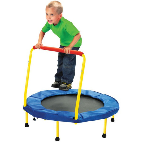 Trampoline With Handle Safe For Special Needs Ot Room