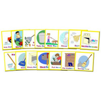 Autism Visual Supports Chore Pictures