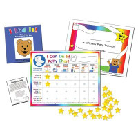 Autism Visual Supports Toilet Training Chart
