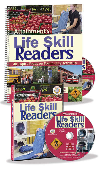 Autism Academic Supports Reading about Life Skills