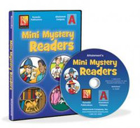 Autism Academic Supports Reading Comprehension Mystery Reader Set