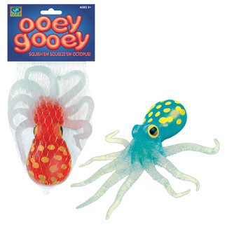 Ooey Gooey Octopus Sensory Toy For Special Needs Amp Autism