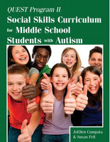 Middle School Social Skills Curriculum