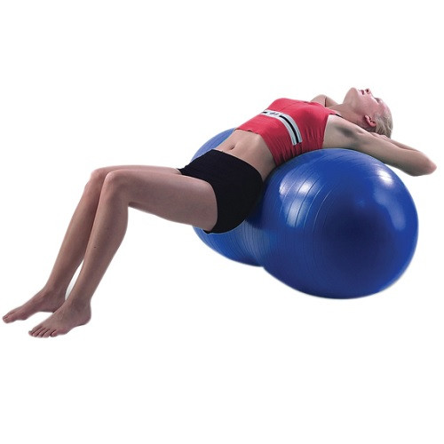 Saddle Roll Therapy Ball: Peanut Shape for Special Needs