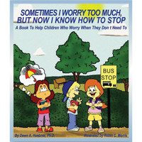 Autism Anxiety Management Books