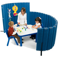 Sound Sponge Quiet DividersCalming Furniture Ideas for the Autism Classroom