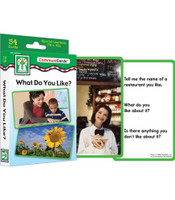 Autism Flashcards to Teach Wh Questions for Speech & Language