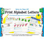 Write On/Wipe Off: Print Alphabet Letters