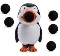 Penguin Popper Foam Ball Shooter