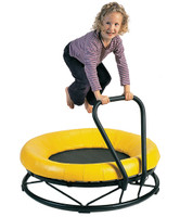 Mono Trampoline for Kids with Special Needs