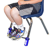 Bouncy bands for chair legs. Great for active seating for special needs students and ADHD.
