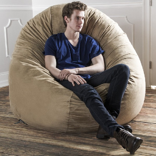 Cocoon Bean Bag Chair Adult Size Bean Bag Chair Or Crash Pad