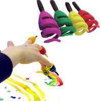 Fingertip Paintbrushes for Fine Motor Skills