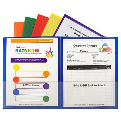 School-to-Home Folders