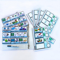 Picture Schedule Kit for Autism