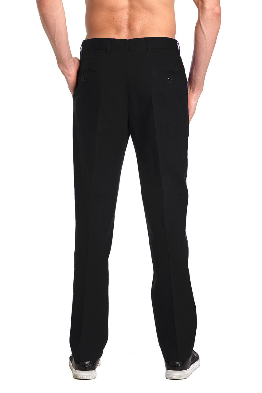 Linen pants are available in a variety of configurations, and each pant option has features that highlight general apparel during specific occasions.