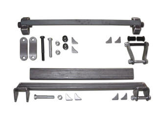 Tacoma and 4Runner Solid Axle Swap Kit