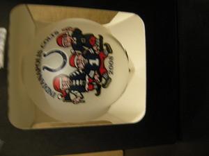 Indianapolis Colts 2008 Ornament