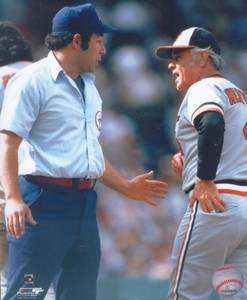 Baltimore Orioles Earl Weaver photo