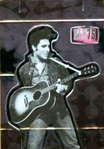 Elvis Milestone 75th Birthday Pop Up Card PU 2