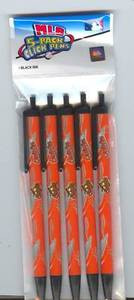 Baltimore Orioles 5 pack Pens