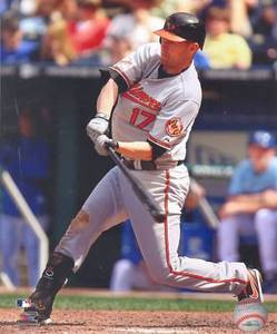 Aubrey Huff Baltimore Orioles Photo