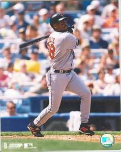 Albert Belle Baltimore Orioles Photo