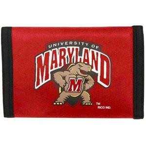 Maryland Terrapins Nylon Wallet