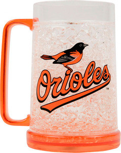 Baltimore Orioles Freezer Mug