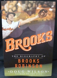 """Brooks"" Autographed Book"