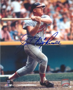Boog Powell Auto 8x10 Photo #4