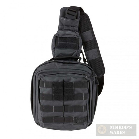 5.11 RUSH MOAB 6 Ambi Gear Bag Pack Double Tap Black 56963