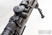 ZeroBravo REOS Ambi Offset Sights Mount on 30mm Scope / Rifle REOS0814