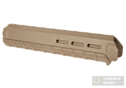 MAGPUL M-LOK Rifle-Lenth Hand Guard for AR15 / M4 MAG427-FDE