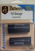 Pachmayr 12 Gauge Snap Caps Dummy Rounds (2-Pk) 04499
