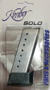 Kimber SOLO 9mm 8-Round SS Magazine + Finger Extension 1200038A