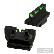 HiViz Ruger 10/22 Rifle LITEWAVE Front / Rear Sights Set RG1022