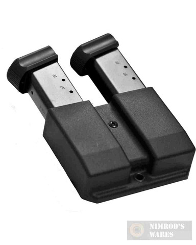 Blade-Tech Glock 9mm .40SW REVOLUTION Double Magazine Pouch Tek-Lok QD