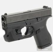 LaserMax GLOCK 42 43 115+ Lumen WeaponLight + Holster CF-G42-LC