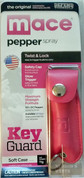 MACE Key Guard Self-Defense PEPPER SPRAY w/ Soft Case 80388