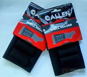 Allen Company ALN205 2-PACK Buttstock Shotgun 5 Shell Holder Black