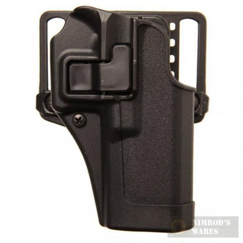 BLACKHAWK Serpa CQC HOLSTER Glock 20 21 37 S&W M&P 9mm .40 .45 RH 410513BK-R