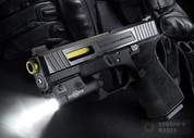 SUREFIRE Ultra-Compact Handgun Weapon WHITE Light 200 Lumens XC1-A
