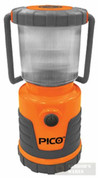 UST PICO 15/120 Lumens, Low/High/SOS 91Hr LED Lantern ORANGE