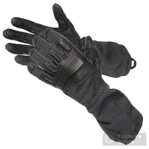 BLACKHAWK FURY Gloves w/ KEVLAR Flash / Flame Protection 8093LG-BK