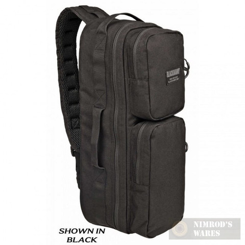 "BLACKHAWK Survival Brick ""Go BAG"" Sling-Style Strap TAN BLK22GB03CT"