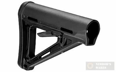 MAGPUL MAG400-BLK MOE Carbine Stock MIL-SPEC BLK