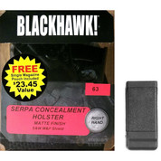 BLACKHAWK S&W M&P Shield Holster PLUS Single Magazine CASE
